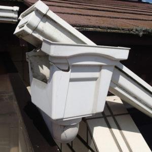雨樋の修理相場